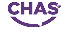 chas accredited contractor constructionline approved