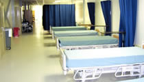 healthcare cleaning chemical free deep cleaning hospital wards northwest